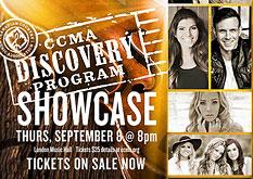 CCMA Discovery Showcase