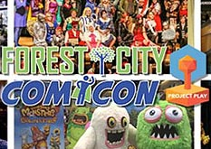 Forest City Comicon London