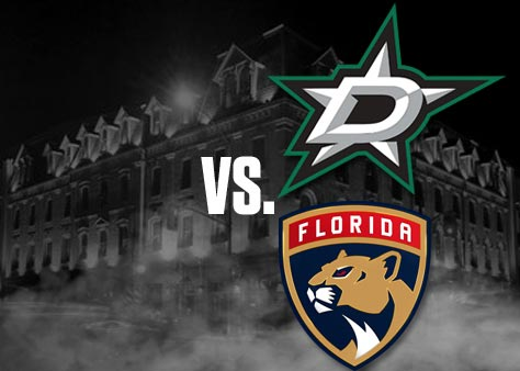 2016 NHL Preseason Game: Dallas Stars vs Florida Panthers