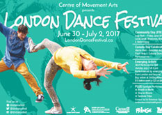 London Dance Festival 2017