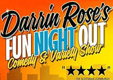 Comedian Darrin Rose: My Dad's Other Son