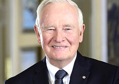 President's Lecture Series: David Johnston, Governor General of Canada