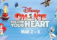 Disney on Ice - Worlds of Fantasy