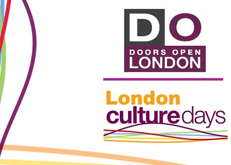Doors Open London/Culture Days