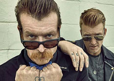 Eagles of Death Metal with Special Guests The Beaches