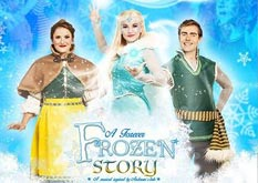 A Forever Frozen Story