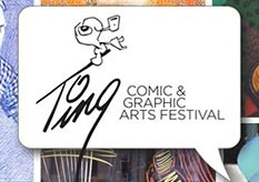 Ting Comic and Graphic Arts Festival 2016