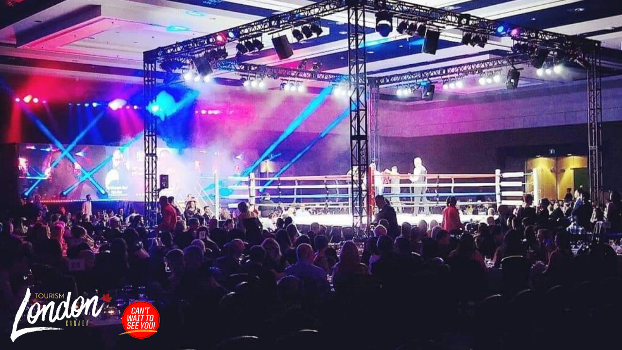2019 Fight To End Event at RBC Place London