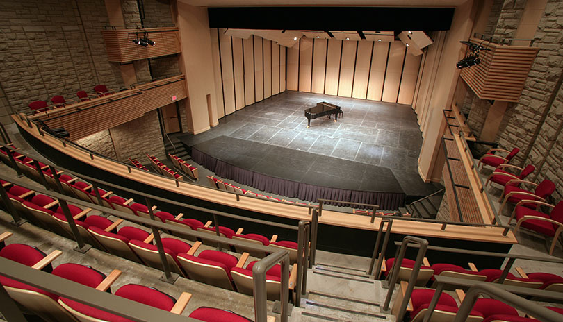 Paul Davenport Theatre