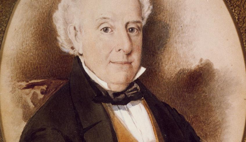 Colonel Thomas Talbot