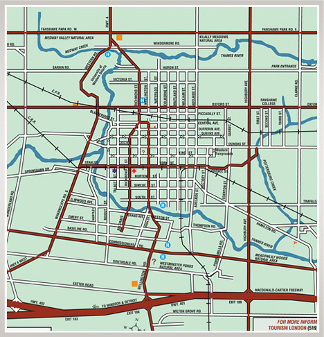 london map pdf. PDF map of London,