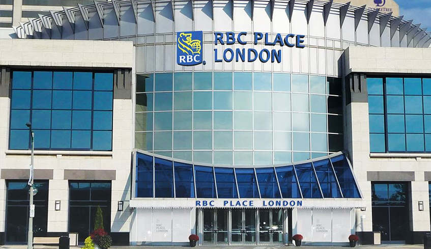 RBC Place building